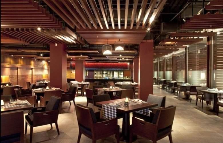 Royal Orchid Sheraton - Towers Bangkok - Restaurant - 11