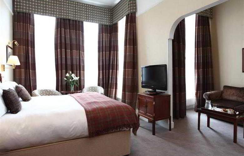 Best Western Bruntsfield Hotel - Hotel - 90