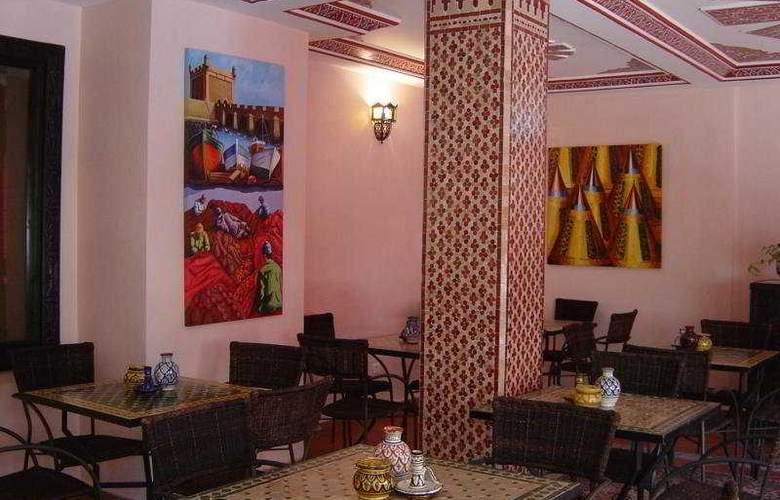 Atlantic Hotel Agadir - Restaurant - 10