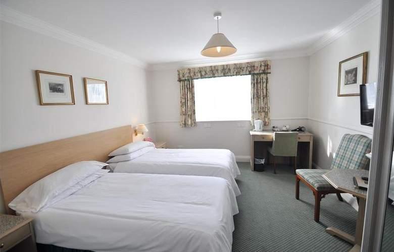 Best Western Montague Hotel - Room - 106