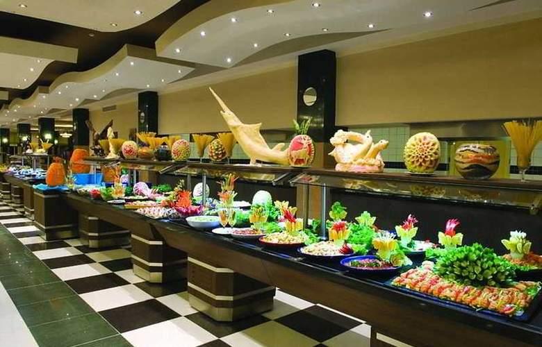 Hedef Resort Hotel & Spa - Bar - 7