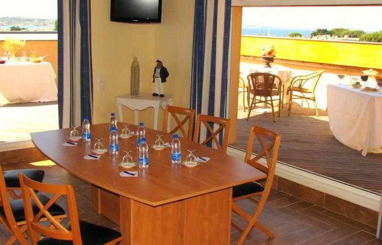 Best Western Soleil et Jardin Sanary - Hotel - 15