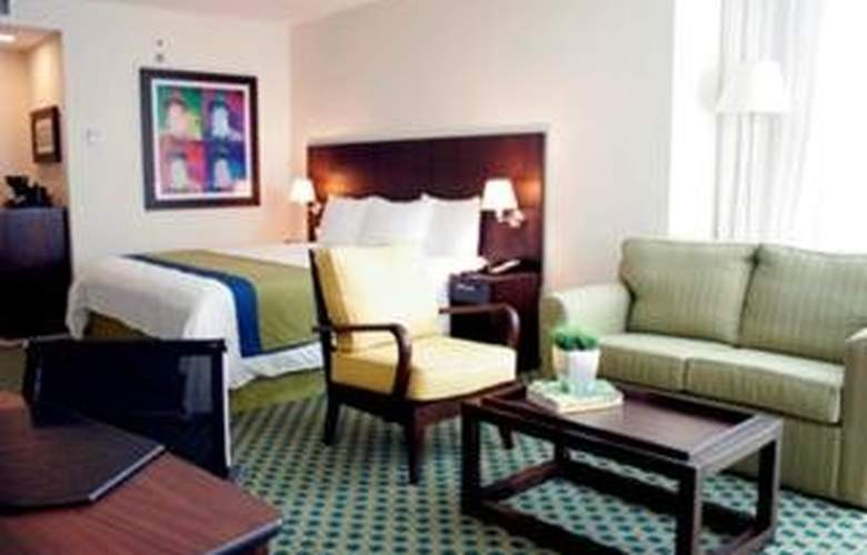 Courtyard by Marriott Guayaquil - Room - 2