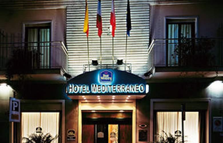 Best Western Mediterraneo - General - 1