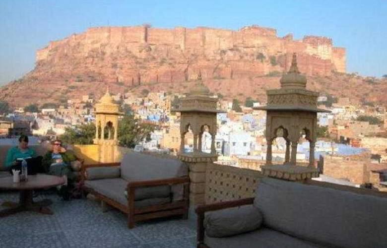 Haveli Guest House - Terrace - 4