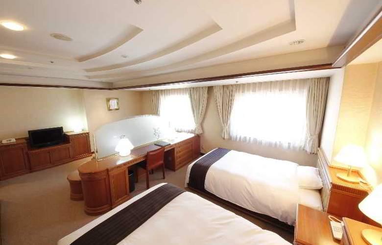Hotel Hiroshima Garden Palace - Hotel - 5