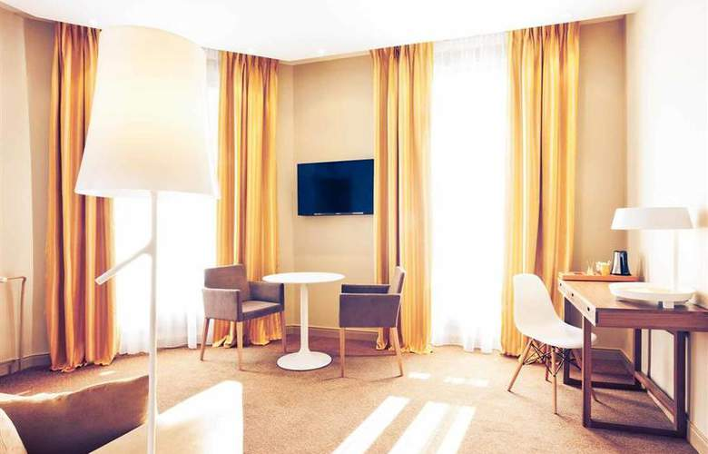 Mercure Brides-Les-Bains Grand Hôtel Des Thermes - Room - 12