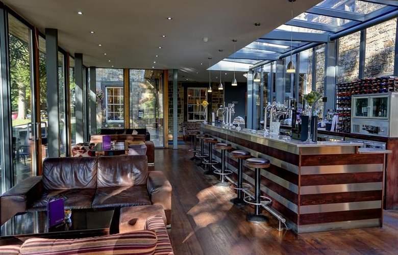 Best Western Mosborough Hall - Restaurant - 182