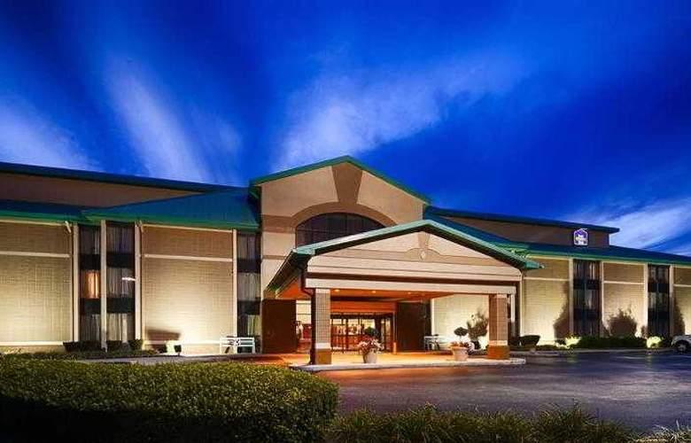 Best Western Cedar Bluff - Hotel - 42