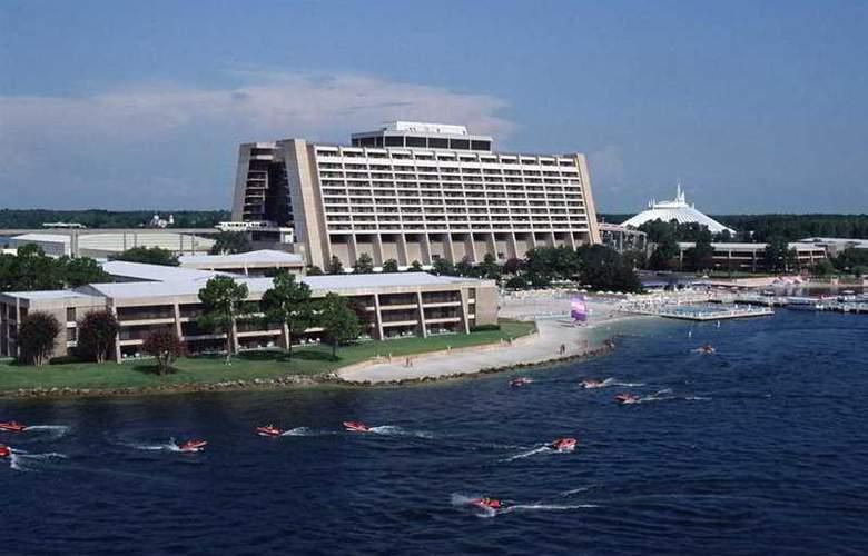 Disney's Contemporary Resort - General - 3