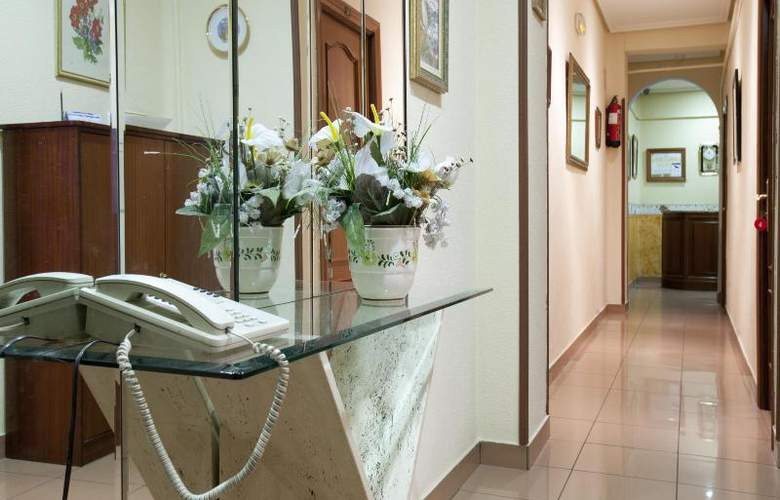 Hostal Maria Luisa - Hotel - 7