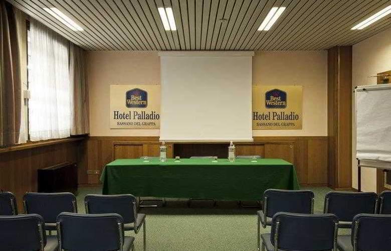 Best Western Hotel Palladio - Hotel - 20