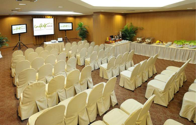 Unipark Hotel Guayaquil - Conference - 7