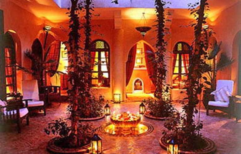 Riad Dama - Terrace - 11