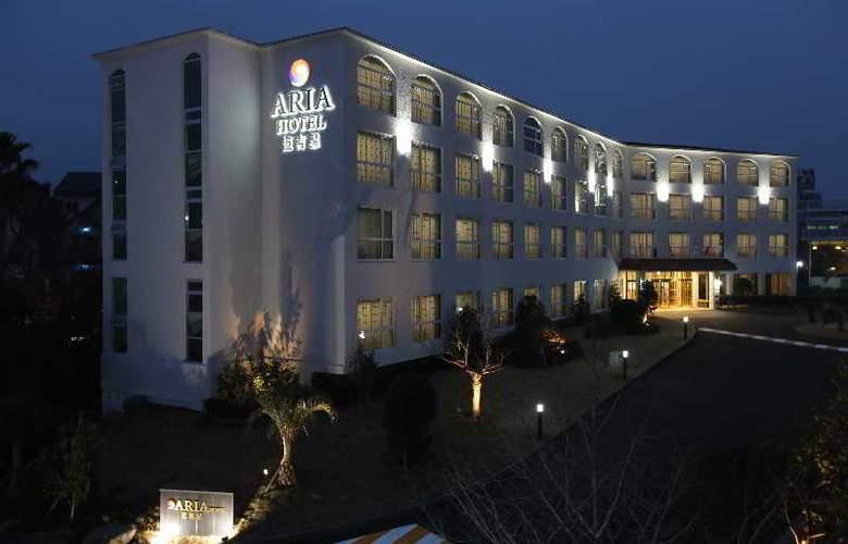 Jeju Aria Hotel - Hotel - 4