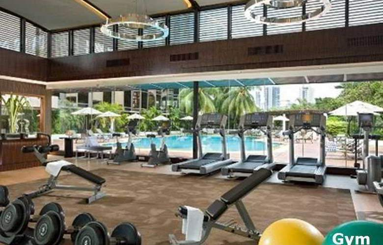Sheraton Towers Singapore - Sport - 12
