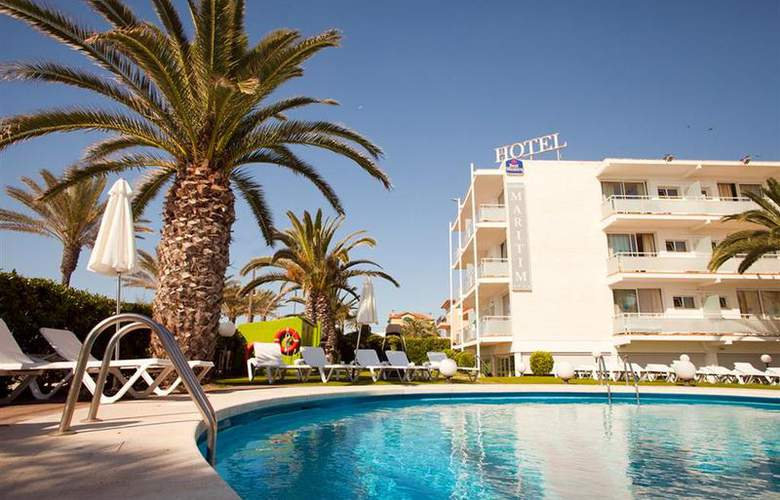 Best Western Hotel Subur Maritim - Pool - 97