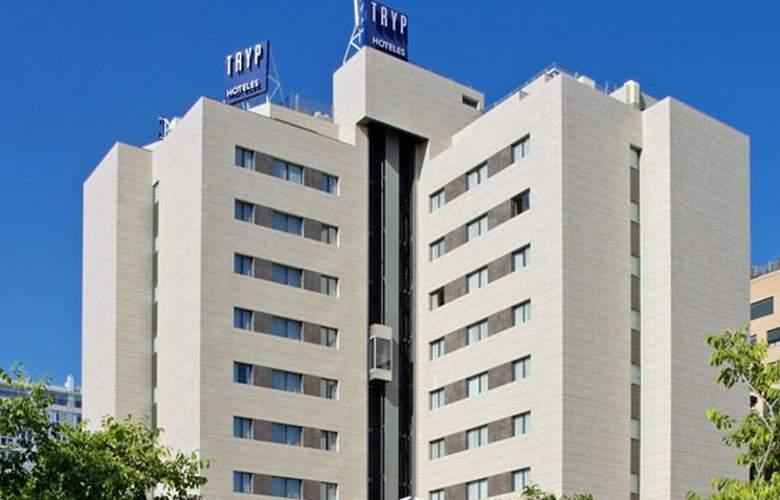 Tryp Valencia Oceanic - Hotel - 0