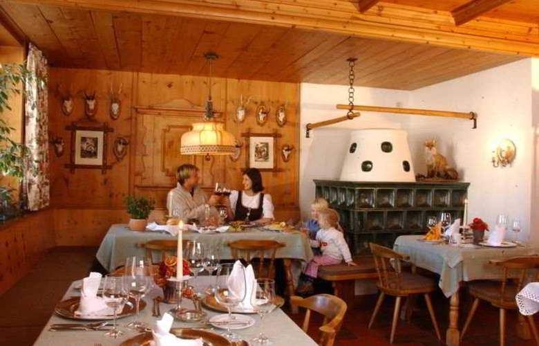 Der Rindererhof - Restaurant - 4