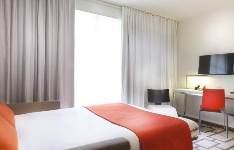 Hipark by Adagio Serris Val d'Europe - Room - 9