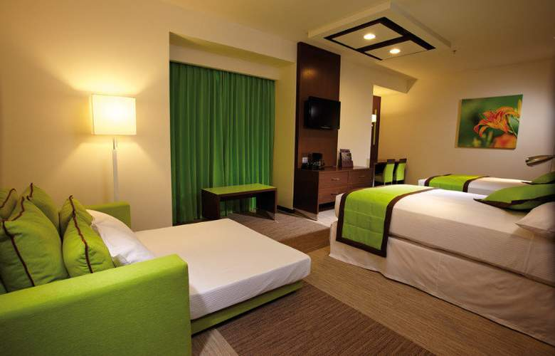 Hotel Riu Plaza Guadalajara - Room - 5