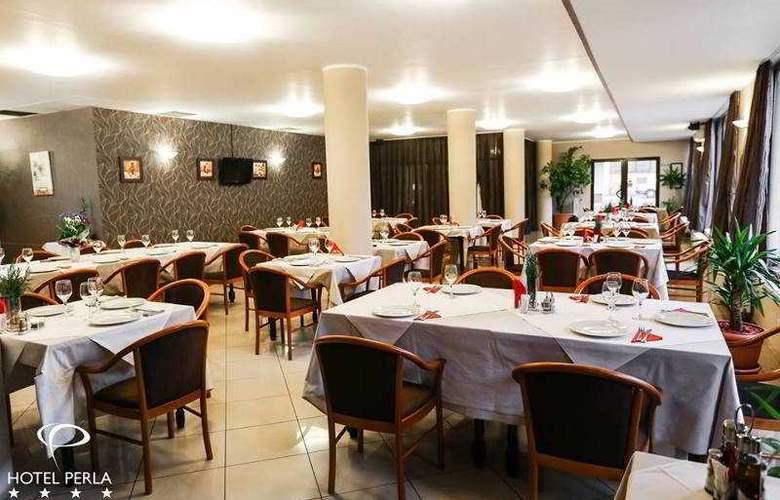 Perla D Oro Hotel - Restaurant - 1