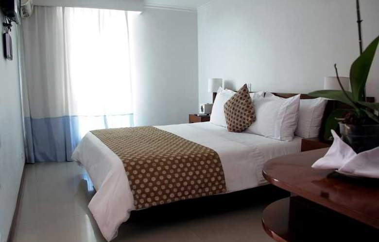 The Morgana Poblado Suites Hotel - Room - 13