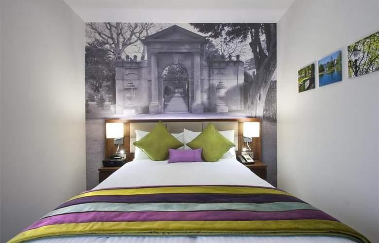 Best Western Plus Seraphine Hotel Hammersmith - Room - 87