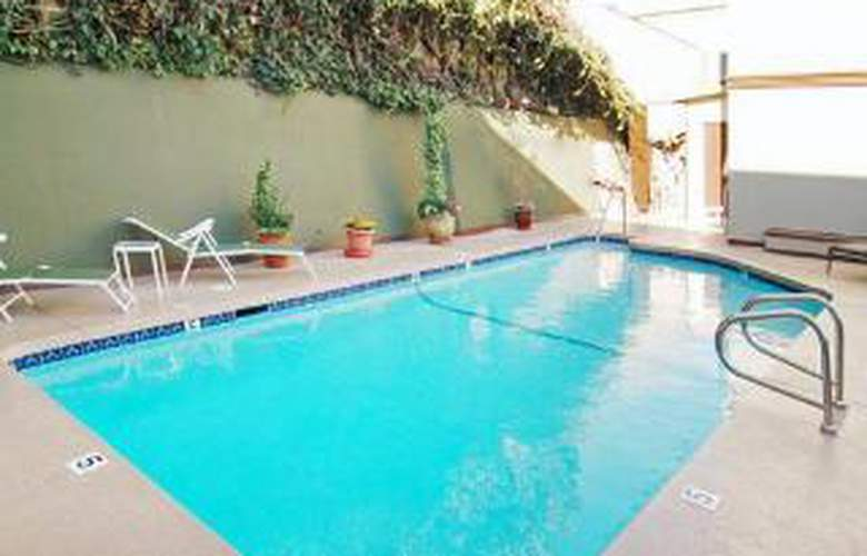 Comfort inn near hollywood walk of fame - Pool - 5