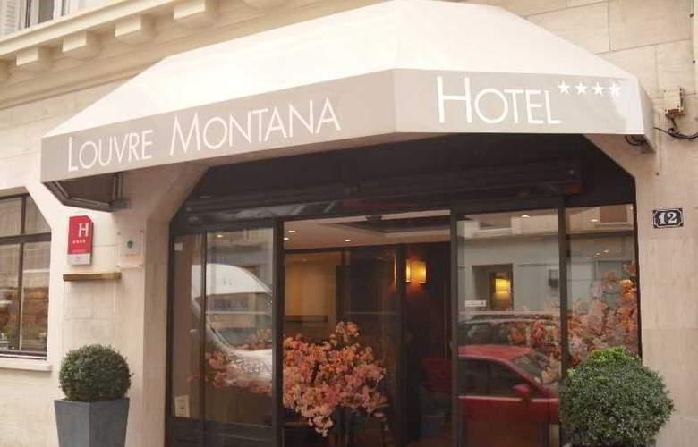 EMERAUDE HOTEL LOUVRE MONTANA - Hotel - 1