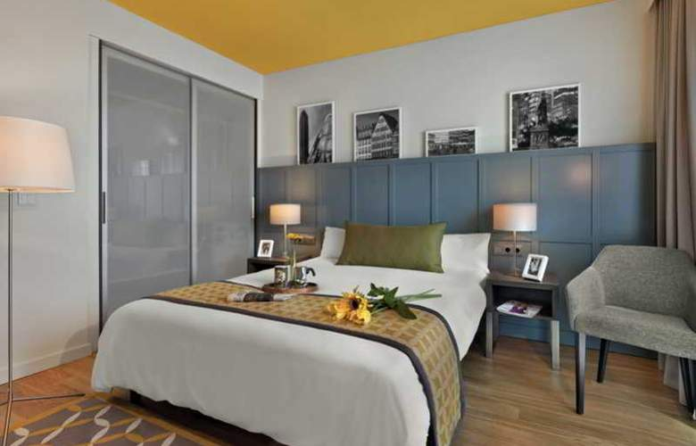 Citadines City Centre Frankfurt - Room - 11