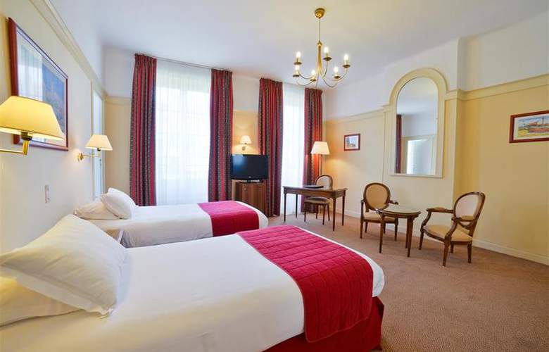Mercure Bayonne Centre Le Grand Hotel - Room - 33