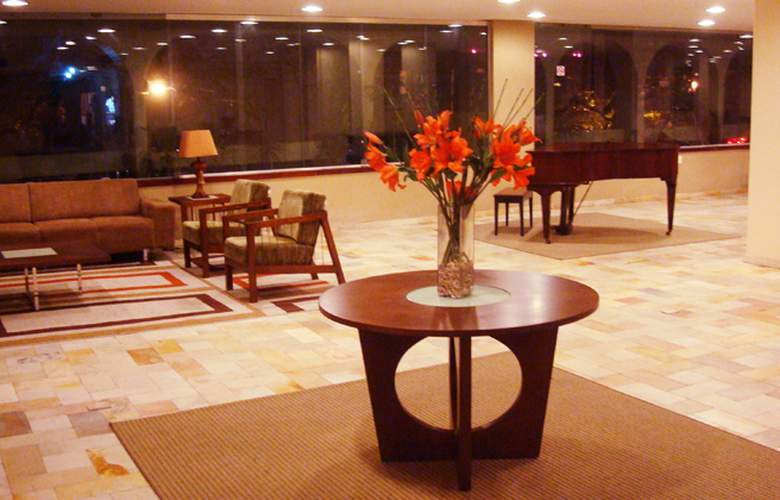 Copacabana Residencia - Hotel - 1