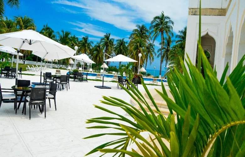Aldea del Bazar Puerto Escondido - Restaurant - 13