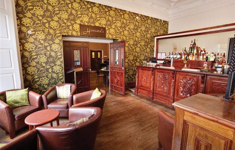 Best Western Walworth Castle Hotel - Bar - 82