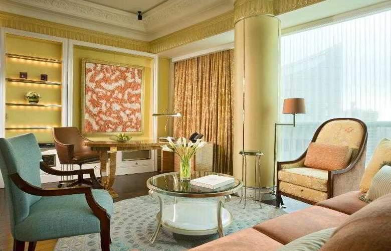 St. Regis Hotel Singapore - Room - 29