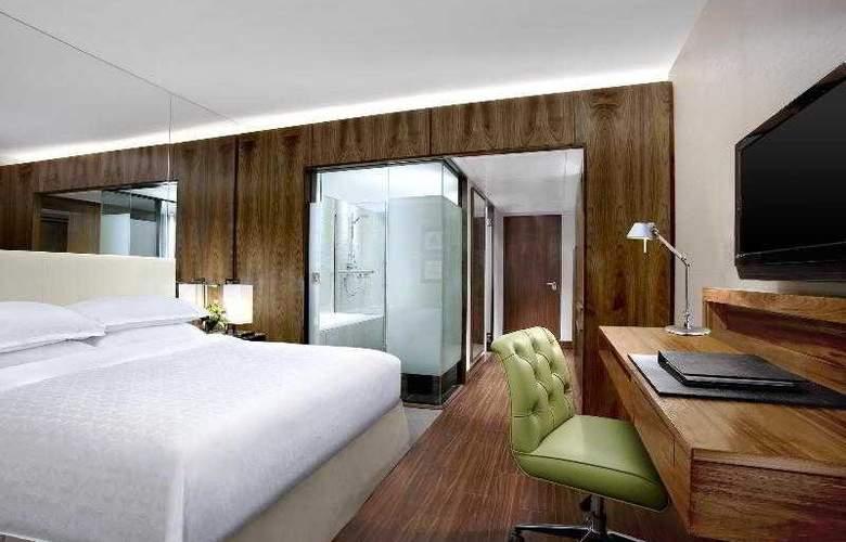 Sheraton Grand Hotel & Spa Edinburgh - Hotel - 19
