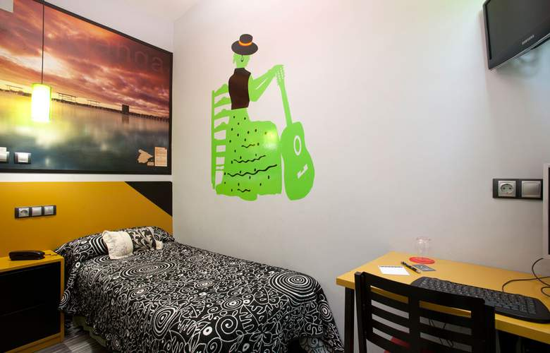 JC Rooms Santa Ana - Room - 10