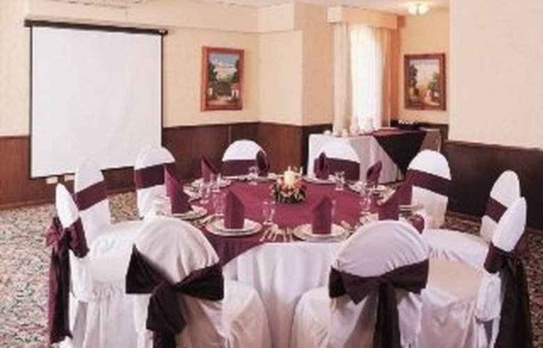 Grand Plaza La  Paz Hotel & Suites - Conference - 9