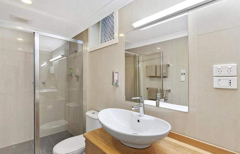 Best Western Melbourne's Princes Park Motor Inn - Room - 65