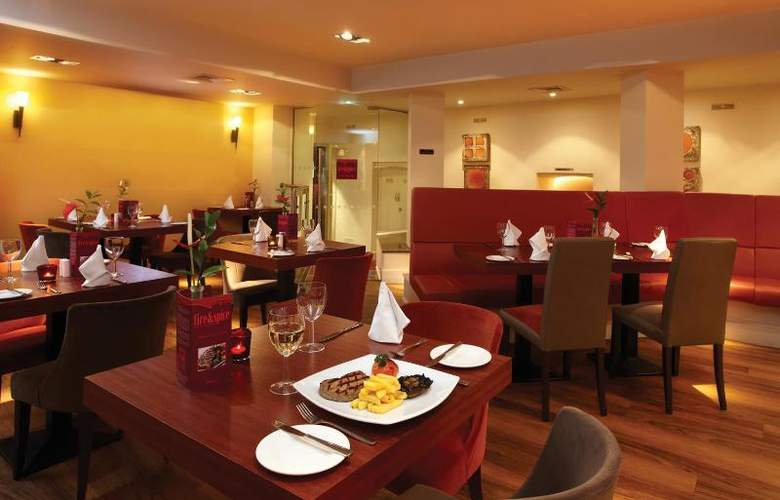 DoubleTree by Hilton London - Marble Arch - Restaurant - 4