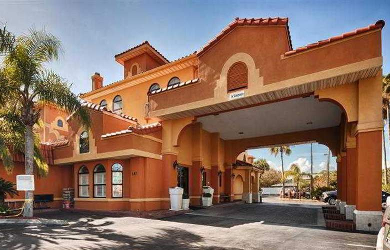 Best Western Seaside Inn-St. Augustine Beach - Hotel - 9