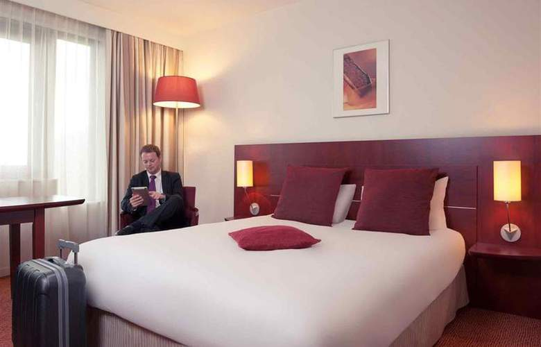 Mercure Brussels Airport - Hotel - 25