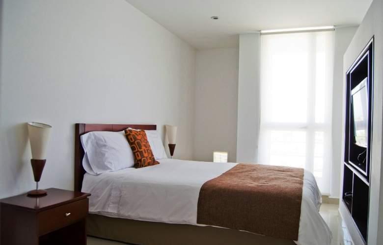 Apartahotel 122 Plaza - Room - 15