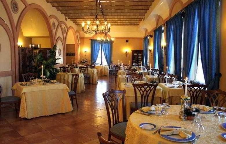 Baglio Conca d'Oro - Restaurant - 8