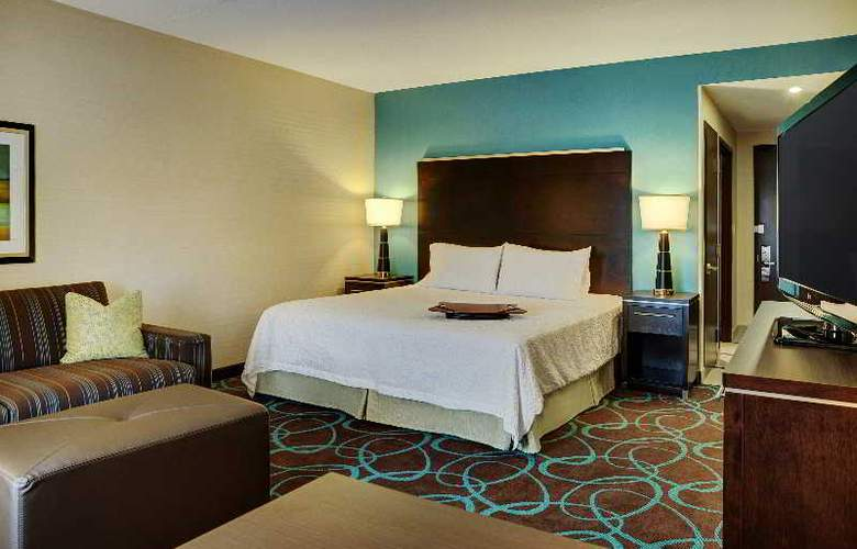 Hampton Inn Winnipeg Airport - Room - 2