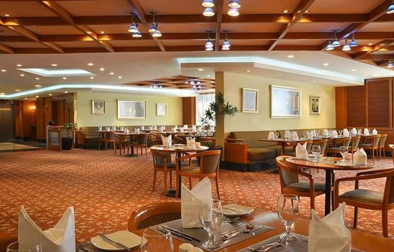 Swiss-Belhotel Sharjah - Restaurant - 3
