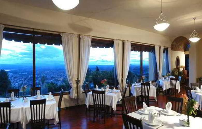 Mirador del Frayle - Restaurant - 6