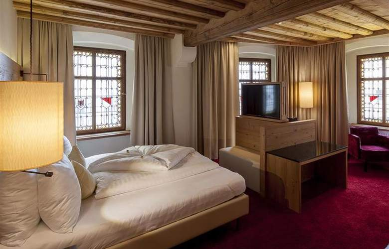 Best Western Hotel Goldener Adler - Room - 57