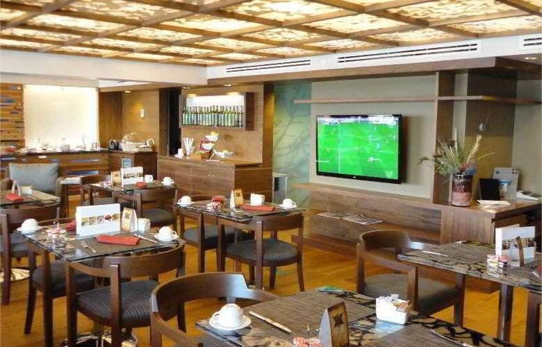 Camino Real Aeropuerto - Restaurant - 19